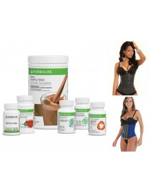 Latex/PMS Waist Cincher w/ Advance Herbalife Program