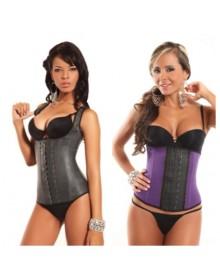 Latex Vest and PMS Waist Cincher Combo